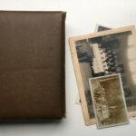 Baksida album + lösa bilder